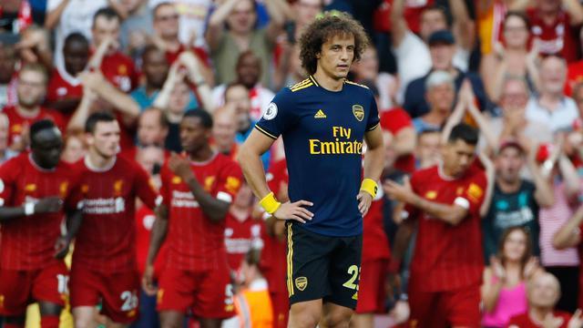 Bungkam Arsenal 3-1, Liverpool Kukuh di Puncak Klasemen
