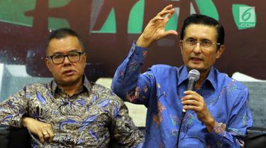Peneliti Adukan Kepala LIPI ke DPR