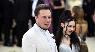 Elon Musk dan Grimes