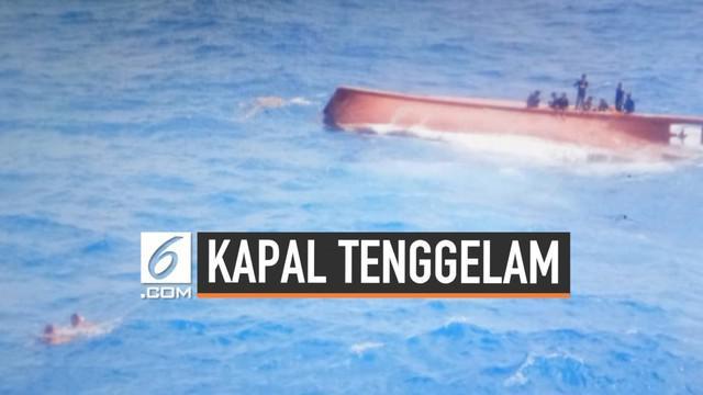10 ABK kapal pencari ikan Cumi Martina Hinggs dievakuasi Basarnas setelah diselamatkan Kapal Sao Heaven di Pulau Jawa. Akibat kapanya tenggelam mereka terkatung-katung selama 21 jam di Laut Jawa.