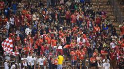 Kemenangan 5-0 pada laga penutup melawan Chiangrai United tidak cukup mengangkat posisi BEC Tero. (www.sasana bectero.com)