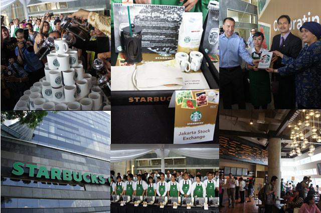 Starbucks Kampus UI, Depok