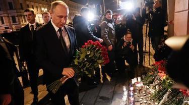 ersangka pengeboman stasiun kereta bawah tanah di Saint Petersburg, Rusia, telah teridentifikasi. Peristiwa tersebut terjadi pada 3 April lalu dan menewaskan 14 orang, termasuk pelaku, serta melukai lebih dari 40 lainnya.