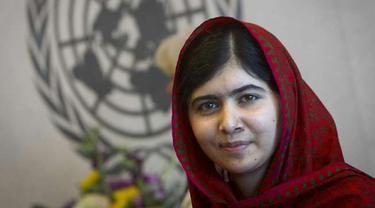 Malala Yousafzai/shutterstock