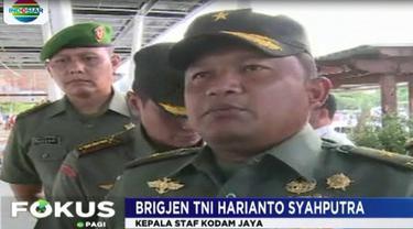 Kepala Staff Kodam Jaya, Brigjend TNI Harianto Syahputra menyatakan kapal tenggelam karena mengalamai kerusakan mesin dan kemudian kemasukan air.