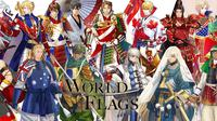 World Flag Anime (sumber:worldflag)
