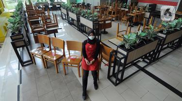 FOTO: Mal Tutup Sementara Selama Masa PPKM Level 4