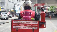 Pertamina Delivery Service.