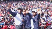 Calon Gubernur Jawa Timur Saifullah Yusuf atau Gus Ipul (Liputan6.com/ Dian Kurniawan)