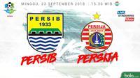 Liga 1 2018 Persib Bandung Vs Persija Jakarta (Bola.com/Adreanus Titus)