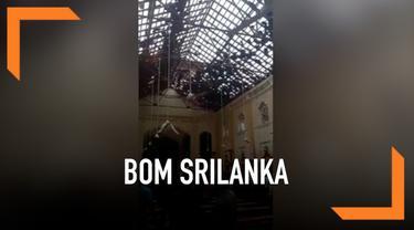Serangan teror bom beruntun di Sri Lanka hari Minggu (21/4) memakan banyak korban. Polisi Sri Lanka sebut jumlah korban tewas capai 207 orang.