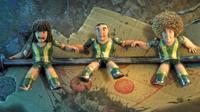 Salah satu judul yang bakal meramaikan bursa film animasi CG adalah Underdogs.