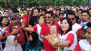 Kirab Kebangsaan Taruna Merah Putih