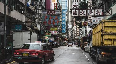 Ilustrasi Hong Kong