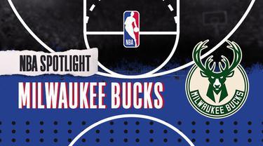 Berita Video NBA Spotlight, Sejarah Klub Milwawukke Bucks dan Games Seru Giannis Antetokounmpo