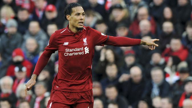 Kehadiran Van Dijk Berhasil Mengubah Liverpool