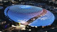 Desain Intuit Dome, markas baru klub NBA LA Clippers