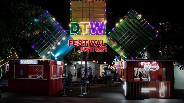 Downtown Walk Festival Hadir Kembali Di Summarecon Mall Bekasi