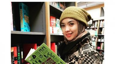 ingrid Kansil Hijab Fashion - Errine