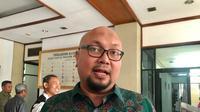 Komisioner KPU Ilham Saputra (Liputan6.com/Yunizafira)