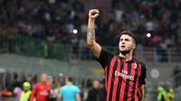 3. Patrick Cutrone (AC Milan) - 4 gol (AFP/Miguel Medina)