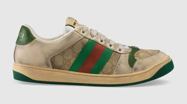 Gucci Diprotes Netizen Jual Sepatu Kotor dengan Harga Rp 11 juta