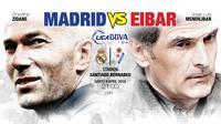 Madrid vs Eibar (Liputan6/Trie yas)