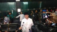 Anies Baswedan hadiri Tarawih Akbar di Masjid Istiqlal (Nur Habibie/Merdeka.com)