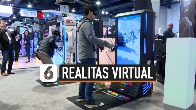 realitas virtual