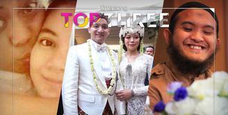 Bintang Top Three hari ini mengabarkan berita tentang, penyebab Caisar talak cerai Indadari, Beredar foto Opick cium mesra wanita yang diduga Istri Siri, dan sosok istri Moreno Soeprapto.