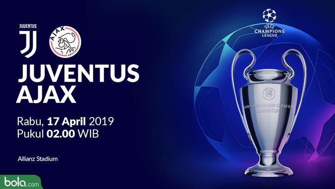 Prediksi Juventus Vs Ajax: Sandungan Darah Muda Penuh Semangat - Dunia Bola.com