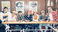 Karya debut belum dirilis secara resmi, iKON berhasil menarik perhatian publik.