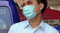 Ketua IDI Bangkalan Dr Farhat Suryajingrat