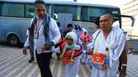 Jemaah haji Indonesia di Makkah. Bahauddin/MCH