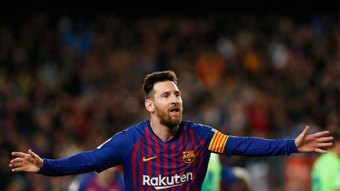 1. Lionel Messi (Barcelona) 12 gol. (AFP/ Pau  Barrena).