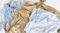 Cara mudah atasi baju kusut tanpa harus disetrika. (Image: popsugar.com)