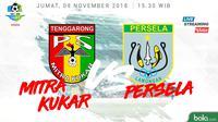 Liga 1 2018 Mitra Kukar Vs Persela Lamongan (Bola.com/Adreanus Titus)