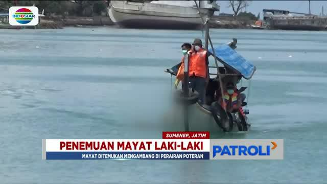 Jasad pertama kali ditemukan seorang warga pemilik perahu yang hendak mengantarkan wisatawan ke Pulau Gili Labak daerah setempat.