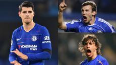 Chelsea terkenal melakukan belanja pemain mahal untuk meraih prestasi Premier League dan Liga Champions. Salah satunya adalah merekrut pemain yang bersinar di liga Italia Serie A. (Kolase Foto AFP)