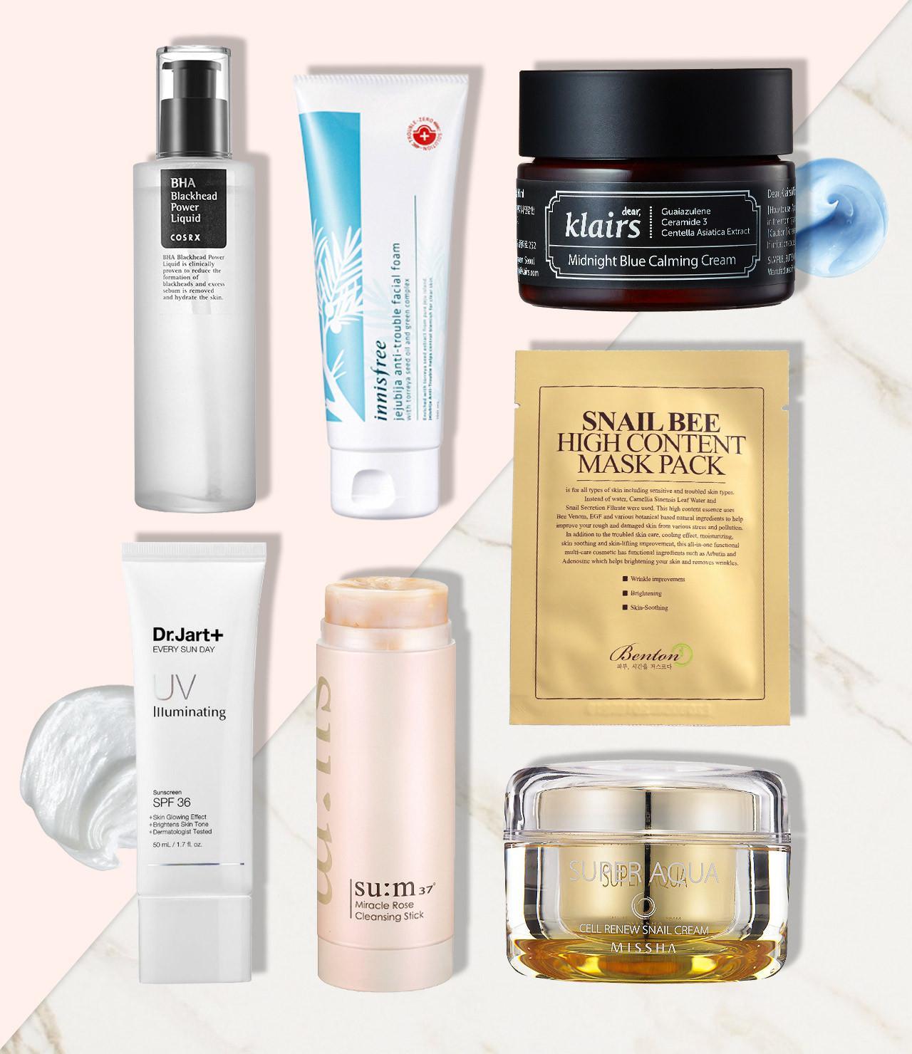 7 Produk Skincare Pilihan Asal Korea Untuk Si Kulit Berjerawat Beauty Fimela Com