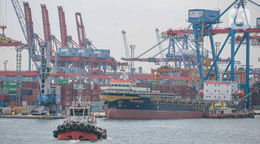 Neraca Perdagangan Indonesia Meningkat
