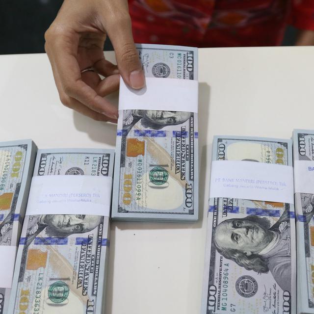 Neraca Dagang Surplus Rupiah Menguat Ke 13 910 Per Dolar As Bisnis Liputan6 Com