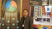 Jasin Halim, CEO Kioson. Foto: Liputan6.com/Dewi Widya Ningrum