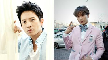 [Bintang] 8 Aktor Korea Selatan yang Pernah Berdandan Jadi wanita