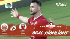 Berita video gol-gol yang tercipta saat Persija Jakarta mengalahkan Madura United pada pekan ke-32 Shopee Liga 1 2019, Jumat (13/12/2019).