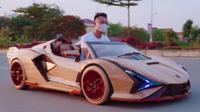 Ini Lamborghini Sian dari Kayu Buatan Tangan (Carscoops)