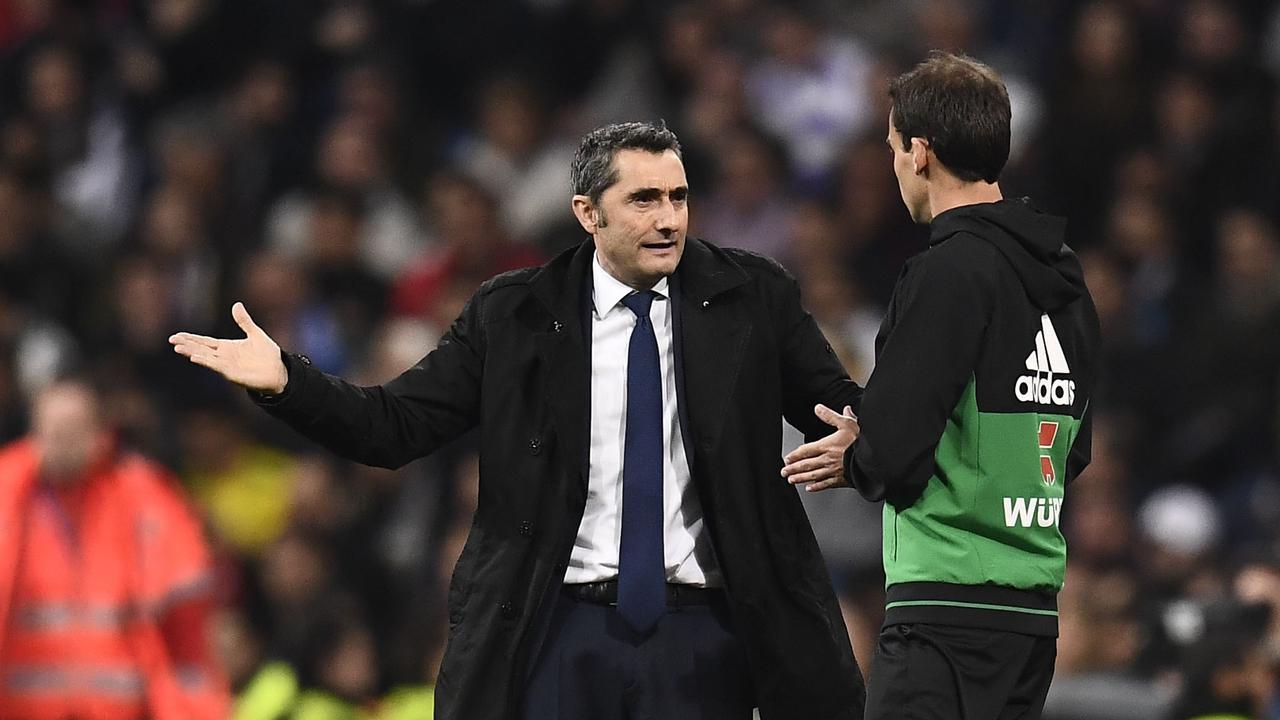 Barcelona Bakal Ganti Pelatih Tahun Depan?