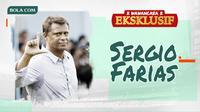 Wawancara Eksklusif - Sergio Farias. (Bola.com/Dody Iryawan)