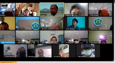 Jawab Tantangan Pandemi, Ratusan Pengajar PPSDM Migas Terima Video Creation Training
