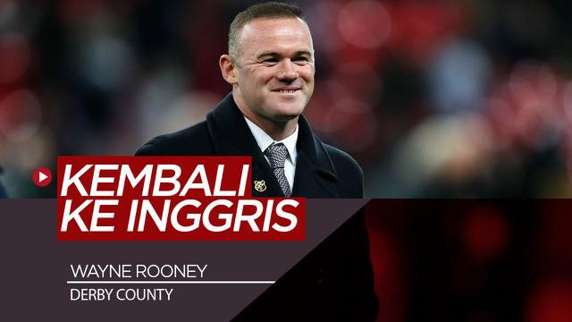 Berita Video Wayne Rooney Kembali ke Liga Inggris dan Lakukan Debut Mengesankan